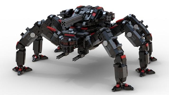 ICARUS Heavy Walker