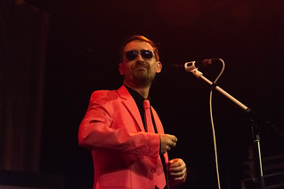 the Divine Comedy - Old Fruitmarket Glasgow