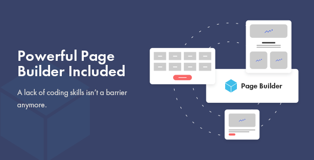Build Pages with Powerful Page Builder