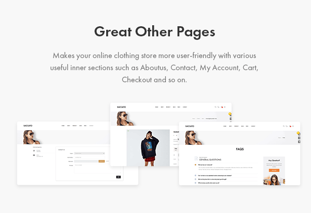 Great Functional Pages