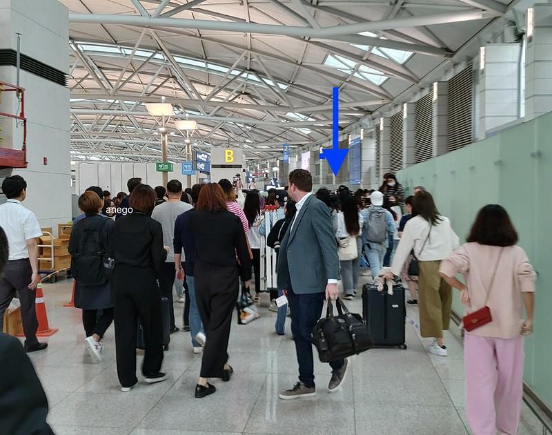 仁川空港 2