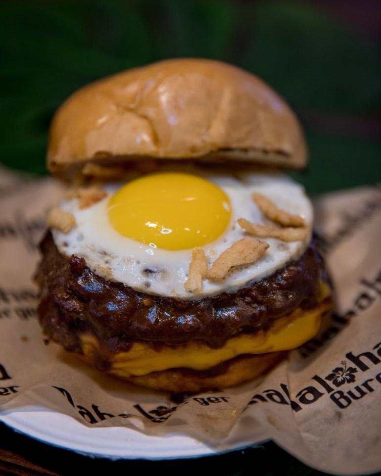 Mahaloha Burger, Royal Hawaiian Center, Pa'ina Lanai Food Court