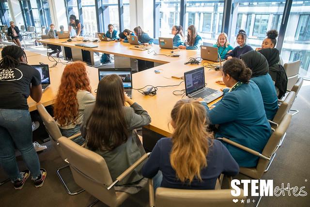 STEM Goals @ TD Securities