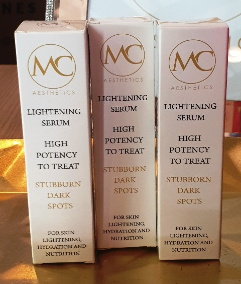 Marlou Colina Aesthetics Lightening Serum 1
