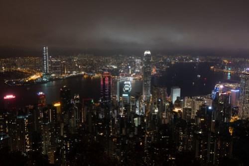 Victoria Peak (太平山), Hong Kong