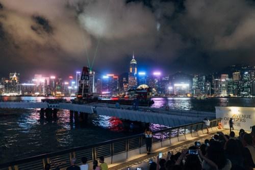 Avenue of Stars (星光大道), Hong Kong