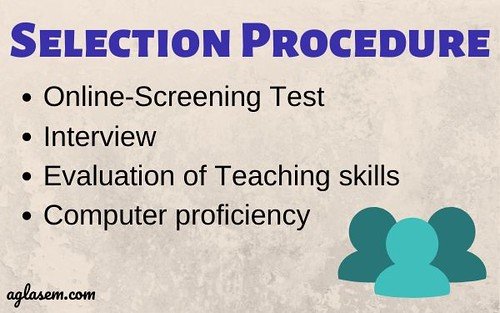 Selection Procedure (1)-min