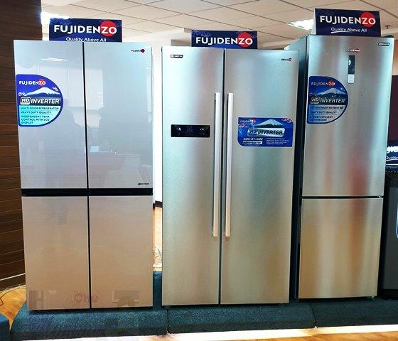 Fujidenzo Premium Refrigerators