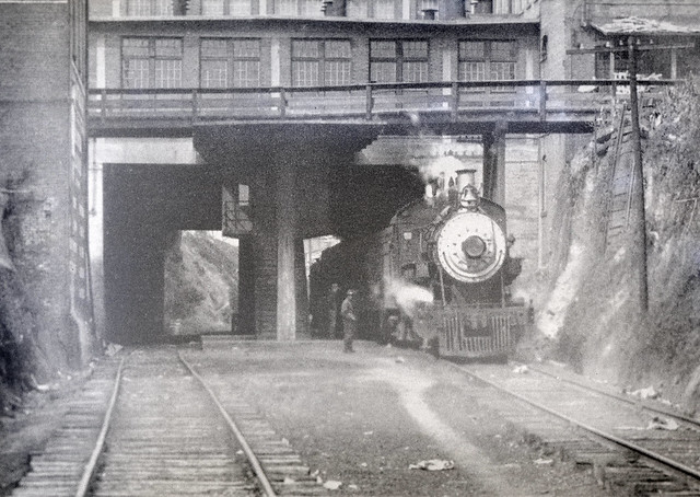 Blue Ridge Railroad Depot Anderson