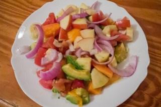 Gomerischer Salat