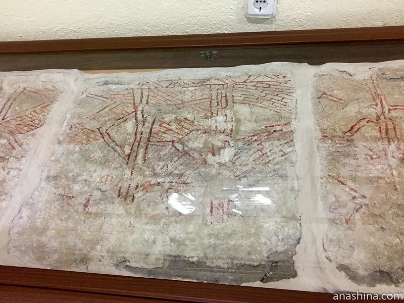 Археологический музей г.Конья, Турция, Чатал-Хююк