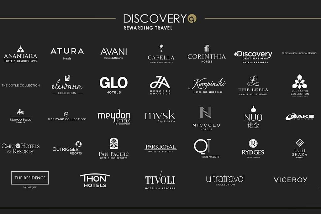 Global Hotel Alliance Brands