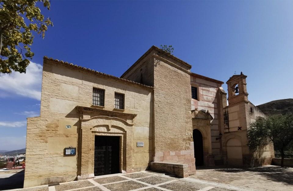 exterior Iglesia del Carmen Antequera Malaga 02