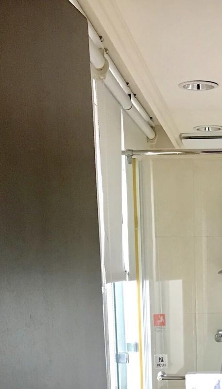 シーザーパーク バスルーム カーテン