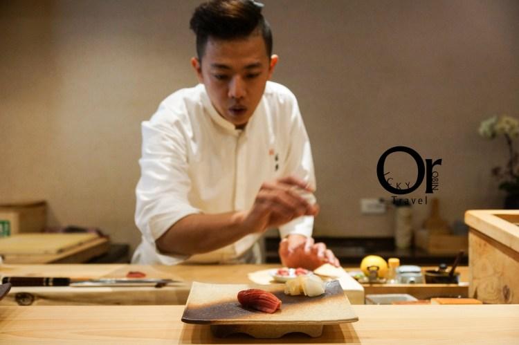 台北日本料理|鮨佐樂 Omakase:讓變態壽司融化你的感官,無菜單日本料理.台北高級握壽司@大安區壽司,捷運大安美食.情侶約會