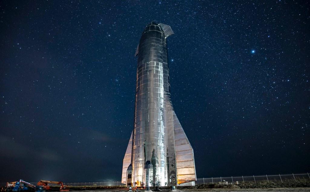 Starship | First test vehicle