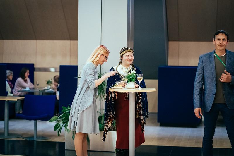 Sēlijas diena Latvijas Nacionālajā bibliotēkā