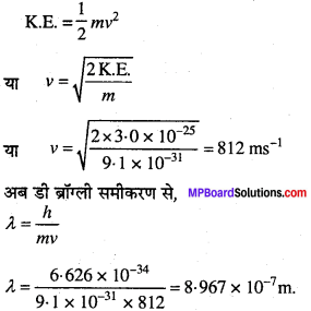 MP Board Class 11th Chemistry Solutions Chapter 2 परमाणु की संरचना 15