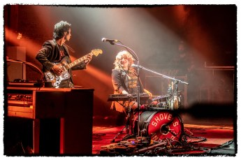 Shovels and Rope, October 25, 2019.  Commodore Ballroom