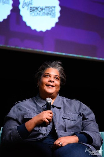 A Smart Funny and Real Afternoon with Roxane Gay in Conversation with Sasheer Zamata