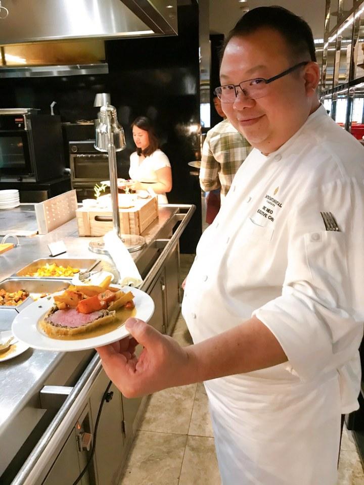 Chef Eric Neo