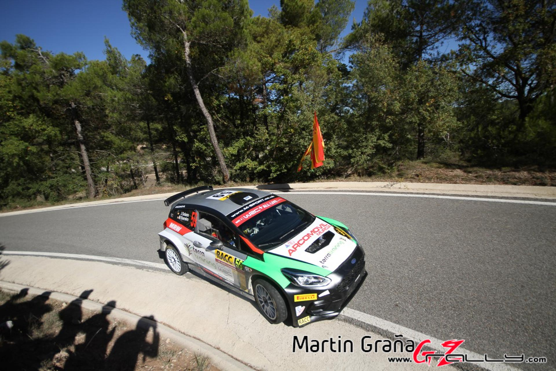 RallyRACC Cataluña 2019 - Martin Graña