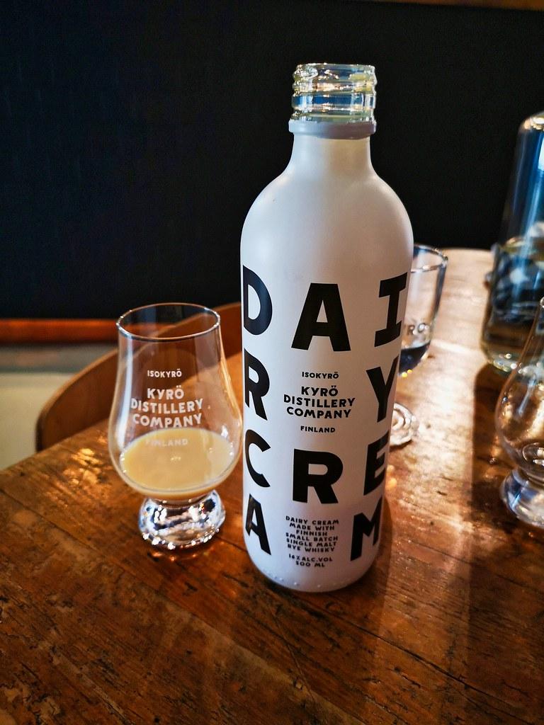 De Kyrö Distillery whisky likeur