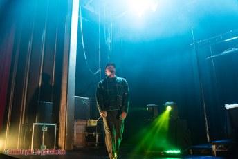 Danny Brown + Ashnikko + Zeelooperz @ The Vogue Theatre - October 29th 2019