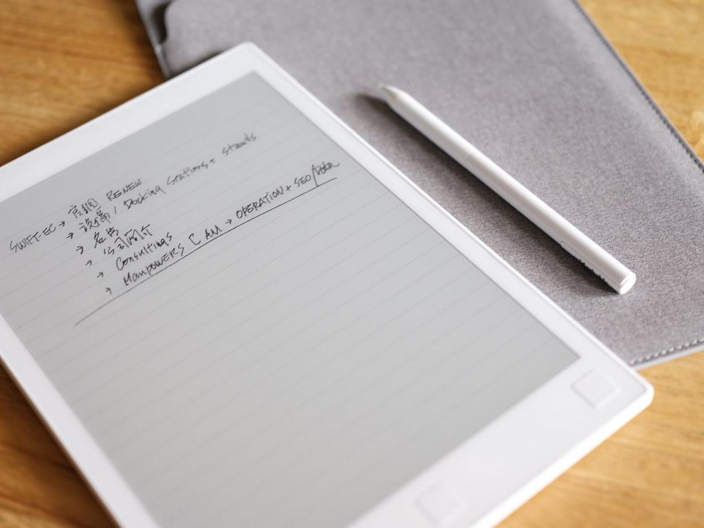 Remarkable e-paper