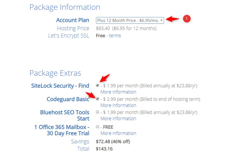 cách đăng ký mua hosting cho blogger