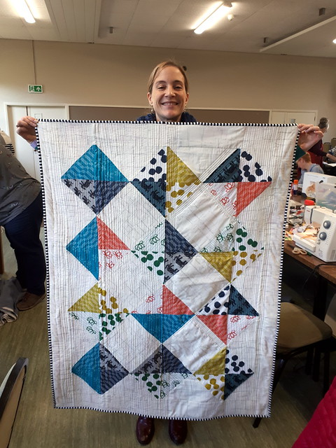 Quilting Retreat Oct19