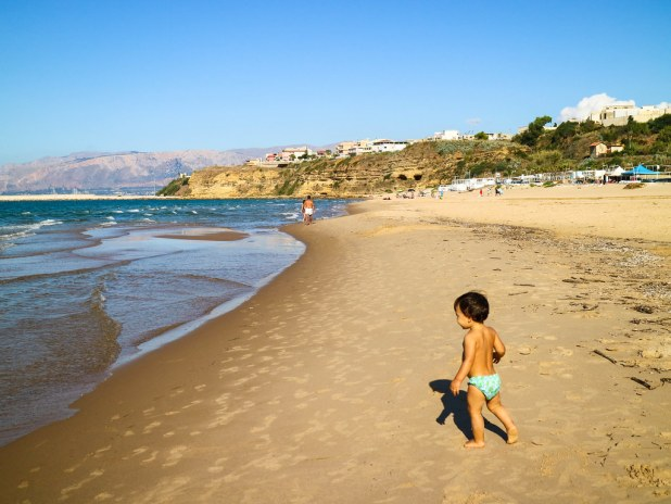 Playa de Balestrate