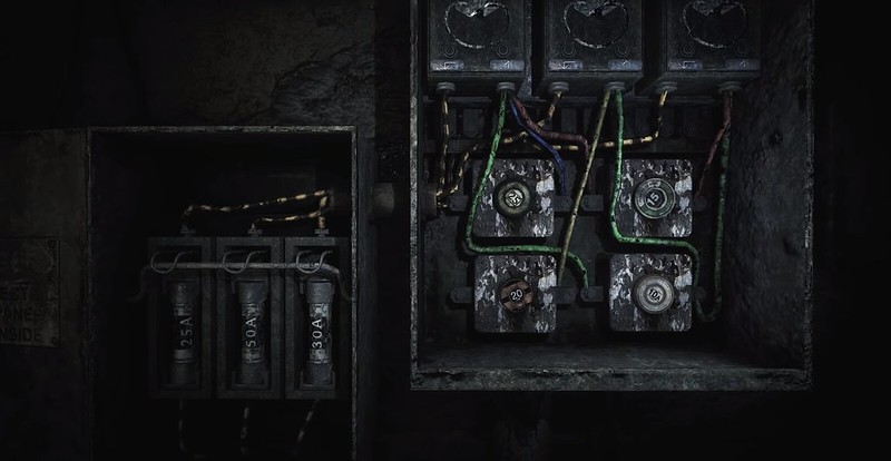 Song of Horror Episode 1 - Sicherungskasten