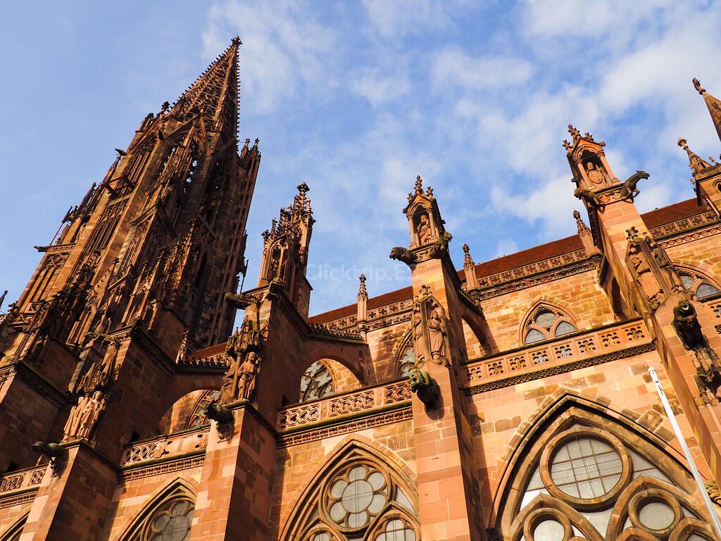 Qué ver en Friburgo - Catedral de Freiburg - Click_Trip