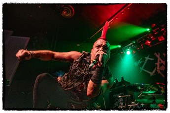 The Casualties - Rickshaw Theatre November 1st, 2019