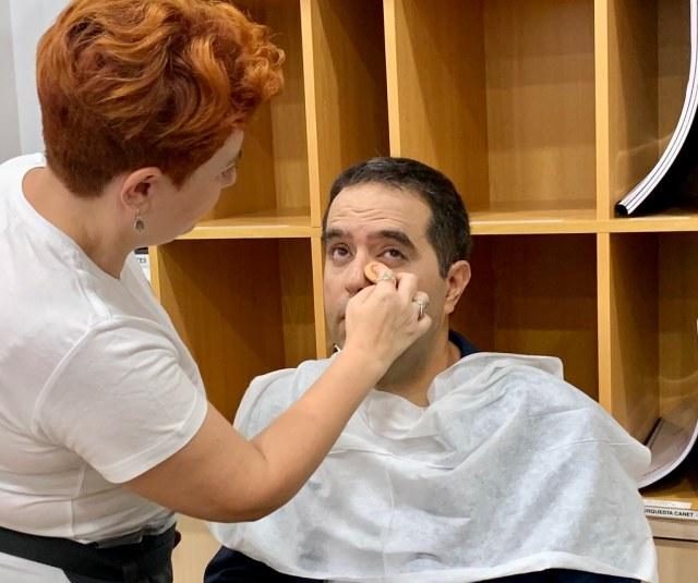 Maquillaje Nacho Correa