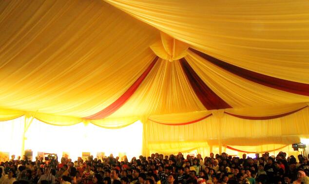 Sewa Tenda Pernikahan di Likupang Selatan, Minahasa Utara