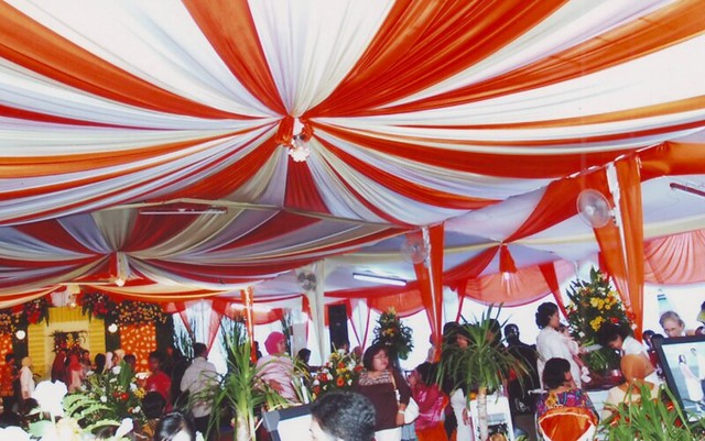 Sewa Tenda Pernikahan di Tenga, Minahasa Selatan