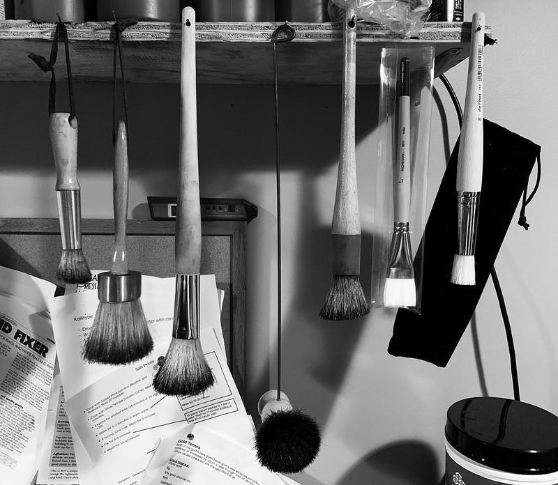 Tools of Bromoil