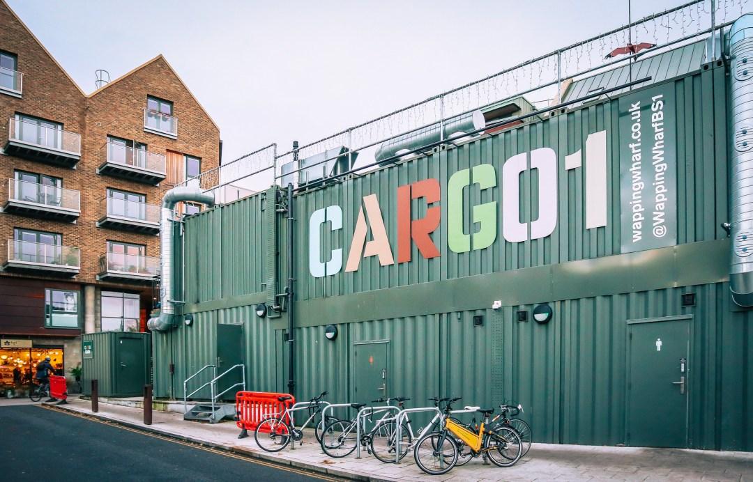 Cargo, Bristol