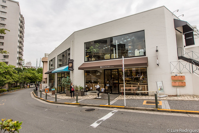 Adresse de Daikanyama