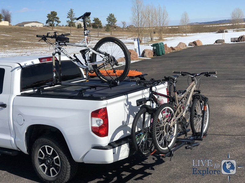 review kuat nv 2 0 and trio bike racks