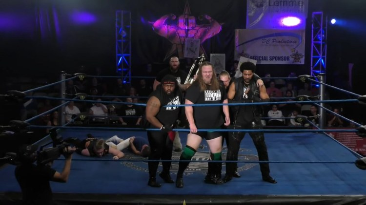 OVW Corey Storm Dimes The Legacy Of Brutality