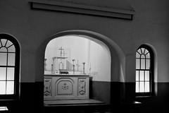 Kilmainham Gaol. Capela