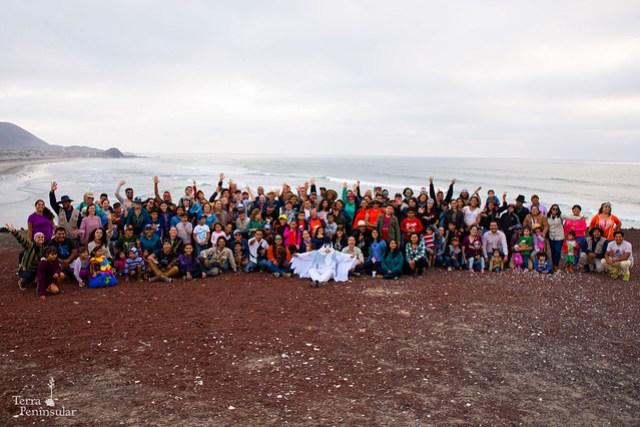 Clausura del 5to. Festival de las Aves de la Bahía de San Quintín.