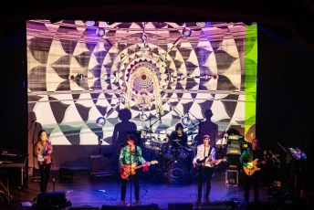 Gong at Islington Assembly Hall in London, UK on November 16th, 2019