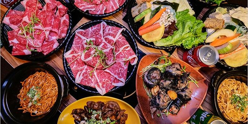 台中西屯區火鍋 | 享喫鍋-肉多豐盛又好吃的平價個人火鍋,海鮮蝦子骰多少就讓你吃多少,宵夜場吃鍋好去處。