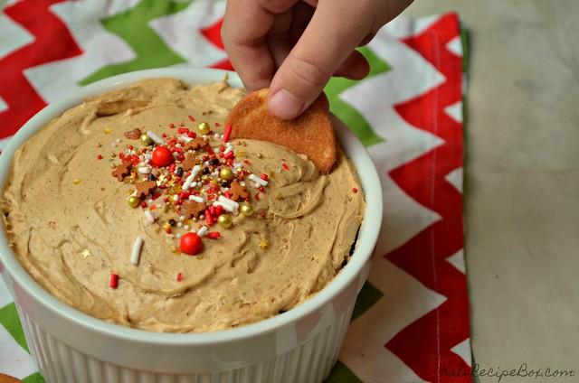 Gingerbread Cheesecake Dip 2