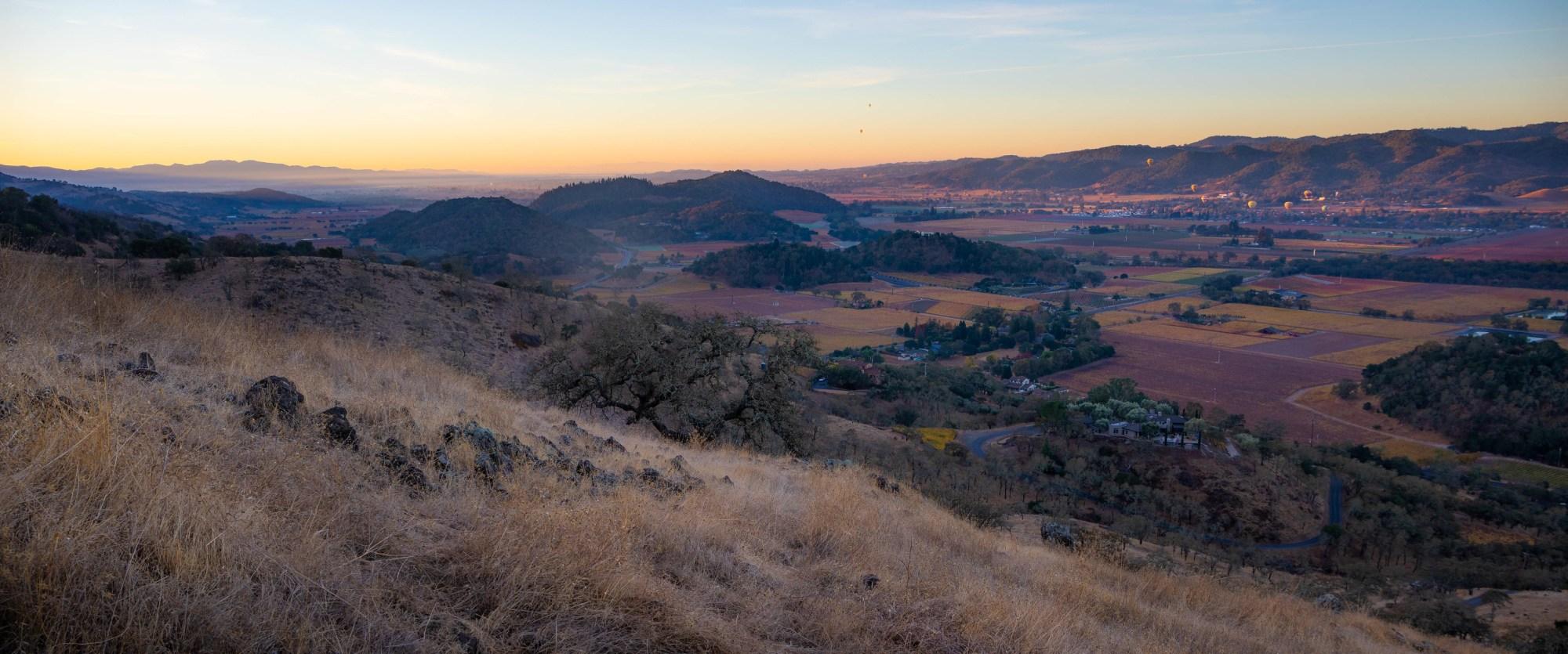 11.17. Napa Valley