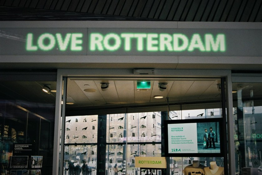 Rotterdam Daily Photo: And now a message of general interest